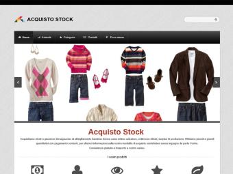 Acquisto Stock