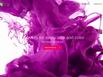 Web Designer International