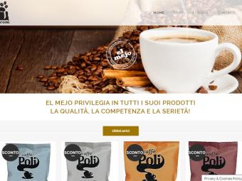 Elmejo vendita caffé