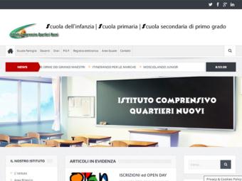 Quartieri nuovi Ancona