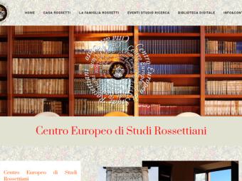 Centro Studi Rossettiani