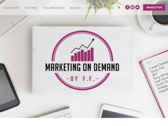 Marketing on demand