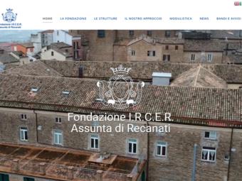 Fondazione I.r.c.e.r. Assunta Recanati